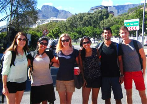 Uct Mba South Africa by Study Abroad In Africa The Academic Experience Duke