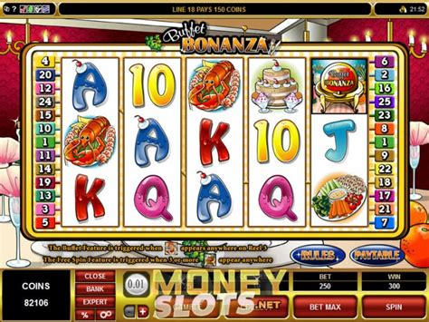 buffet bonanza slot review microgaming play buffet