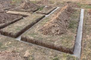House Plans On Piers And Beams log cabin foundations choosing the best base for your