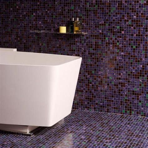 36 purple bathroom wall tiles ideas and pictures - Purple Bathroom Wall Tiles