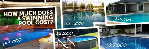 how much is a lap pool how much does a pool cost 93 real world exles