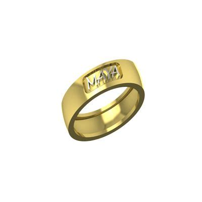 Engraved Engagement Ring Engraved Ring Do by Gold Engagement Rings With Name Engraved Www Pixshark