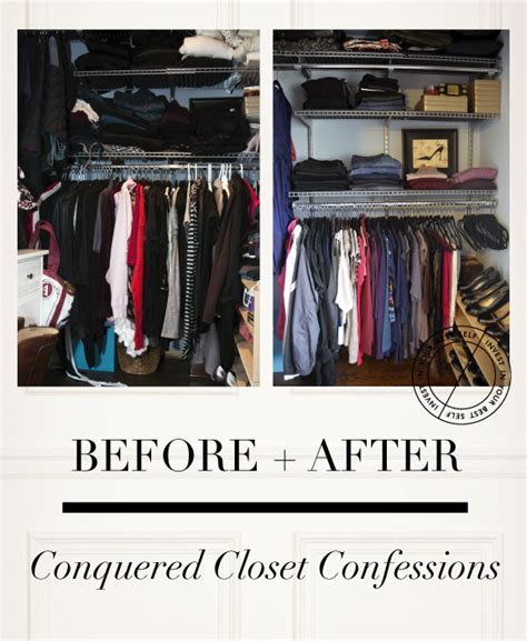 Closet Confessions by Conquered Closet Confessions Janelle