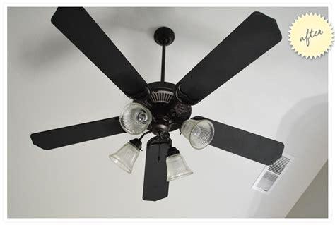 Can You Paint A Ceiling Fan by A 12 Ceiling Fan Redo Ink Press