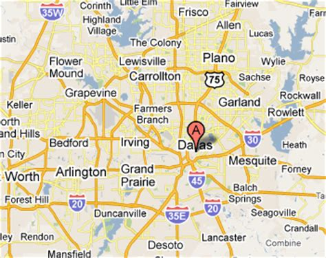 map dallas texas surrounding area index of wp content uploads 2011 06