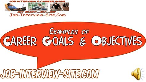 what are your career goals business concept business drawings