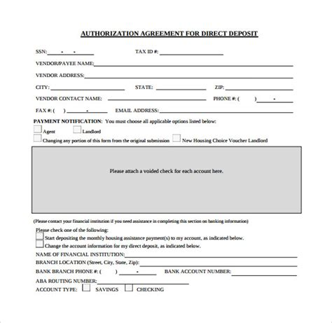 employee direct deposit form template unique direct deposit