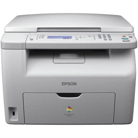 Printer A4 Epson epson aculaser cx17 a4 colour multifunction laser printer c11cb71121by