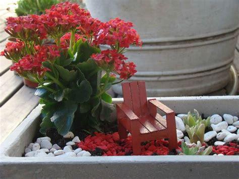 imagenes de jardines impresionantes c 243 mo hacer un jard 237 n en miniatura paso a paso plantas