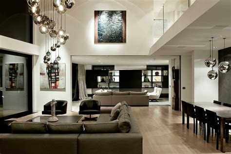 Lucerne Contemporary Family Room Auckland by