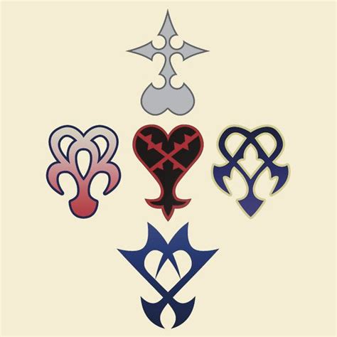 heart tattoo logo 123 best images about kingdom hearts on pinterest
