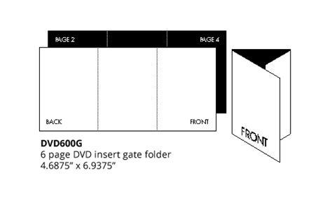 dvd booklet template dvd templates dvdigipak templates