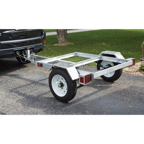 folding trailer boat kit best 25 aluminum utility trailer ideas on pinterest
