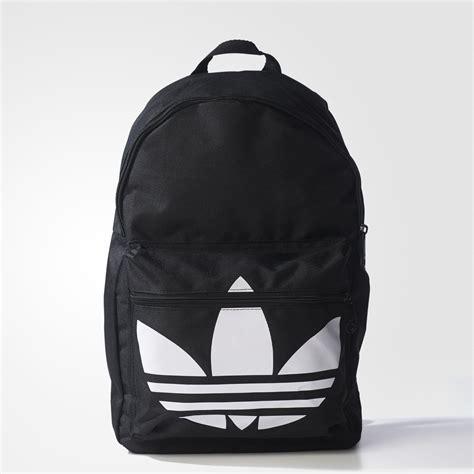 Adidas A Classic Backpack Adidas adidas classic trefoil backpack black adidas uk