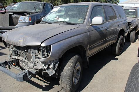 2001 Toyota 4runner Parts Used Salvage Truck Suv Parts Sacramento