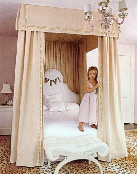 elegant canopy beds for sophisticated bedrooms princess inspired girls rooms