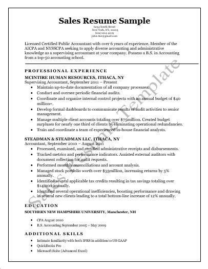 exle sales resume 10 sales resume templates printable word excel templates
