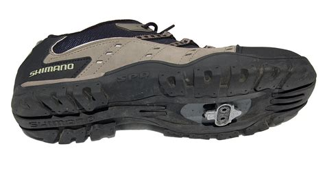 types of bike shoe file shimano mt31 shoe with sh56 cleat profile jpg