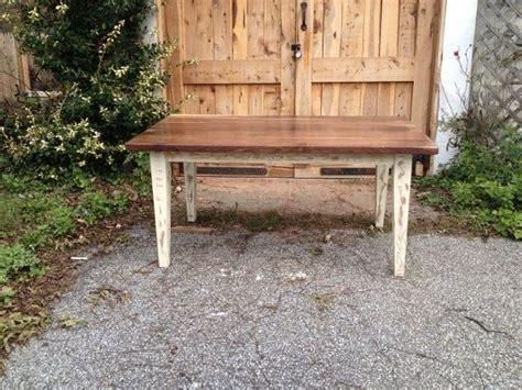 shabby chic farm table custom shabby chic farm table by elias woodworking