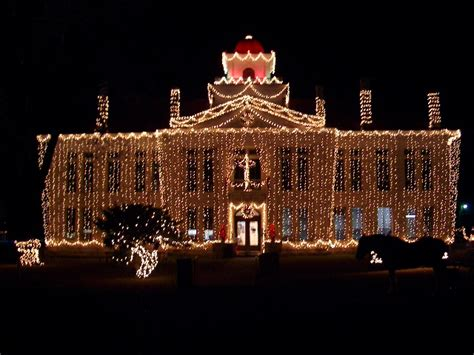 johnson city tx lights spectacular annual event