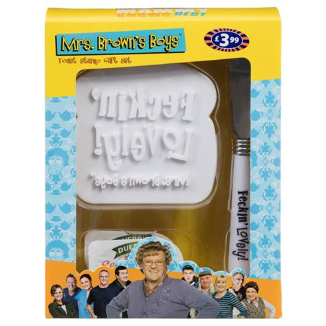 s novelty gifts b m mrs brown s boys toast st gift set