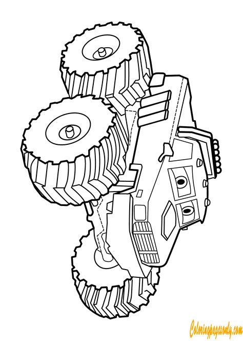 bigfoot monster truck coloring pages bigfoot monster truck coloring pages bigfoot best free