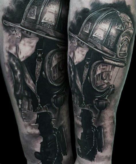 firefighter tattoos for men 50 firefighter tattoos for masculine fireman ideas