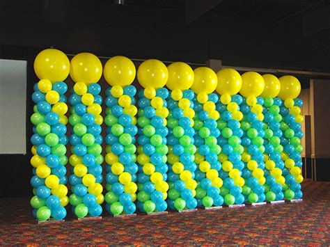 Balloon column denver balloondeliverydenver com