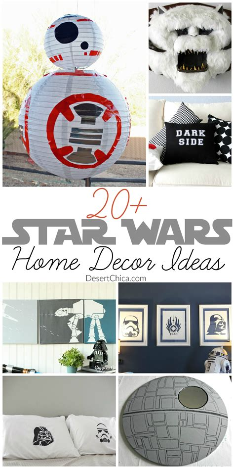star wars home decor 20 star wars home decor ideas desert chica