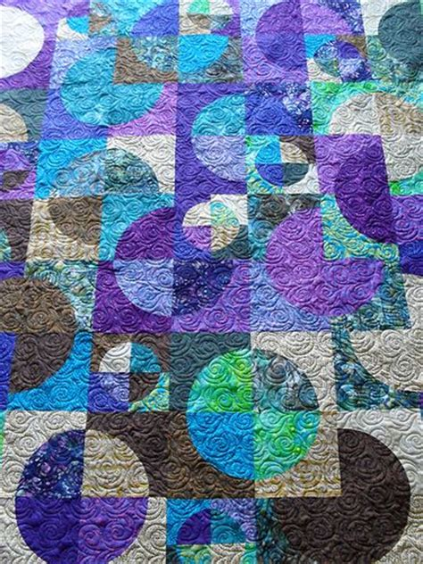 Batik Exclusive Tamara 90 best circle quilts images on circle quilts