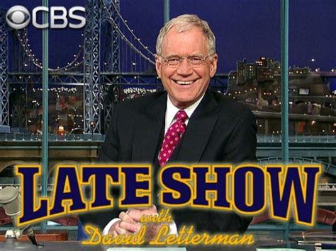 A Frenzy On Late Show Tomorrow Wednesday by Cbs Late Show Host David Letterman Bids Farewell After