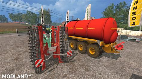 s day trailer 2015 schuitemaker robusta 260 mod for farming simulator 2015