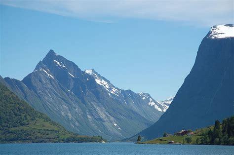 fjord urlaub reise geiranger fjord urlaub mit dem auto in norwegen