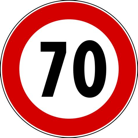 photos from the 70s file italian traffic signs limite di velocit 224 70 svg