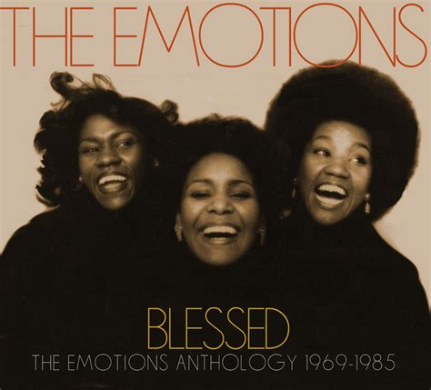the best of my love blessed the emotions anthology 1969 1985 cherry red records
