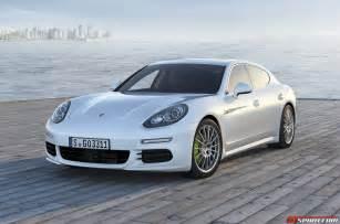 Porsche Panemara Leaked 2014 Porsche Panamera S E Hybrid Gtspirit