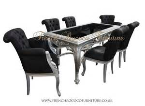 Dining Table And Chairs Black Furniture Awesome Dining Set With White High Gloss Dining Table With Metal Black And White