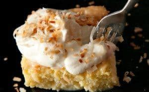 Coconut Tres Leches Cake   Holidays