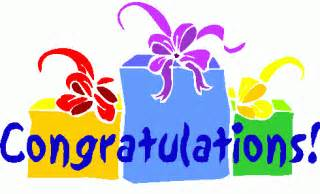gift for congratulation