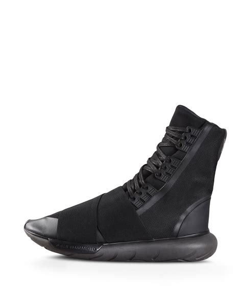 y 3 shoes y 3 qasa boot for adidas y 3 official store