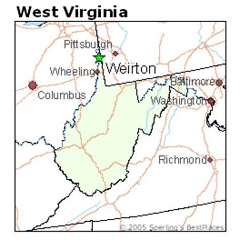 Most Expensive States To Live In best places to live in weirton west virginia