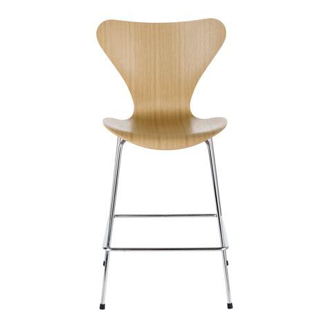Arne Jacobsen Bar Stool by Series 7 Bar Stool Arne Jacobsen Mad For Modern