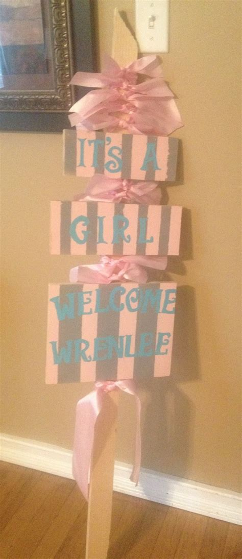 decorations for welcome home baby 25 best ideas about welcome baby signs on pinterest