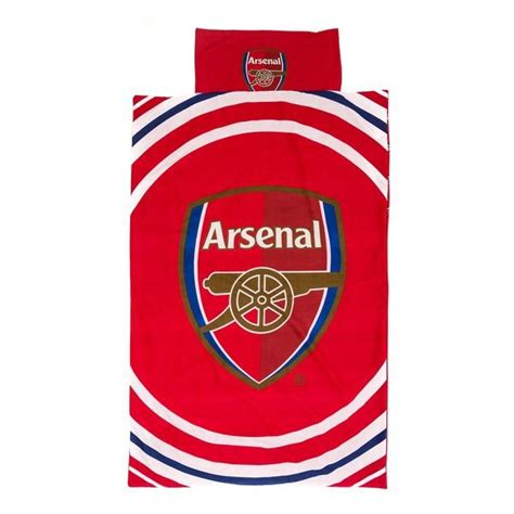 arsenal quilt arsenal bedding red white www unisportstore com