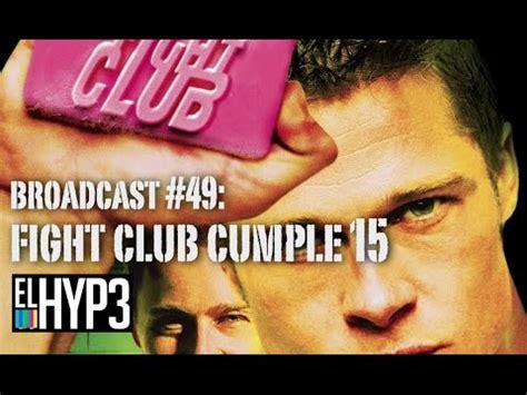 libro fight club broadcast 49 fight club cumple 15 el libro de la vida noticias de marvel y dc youtube