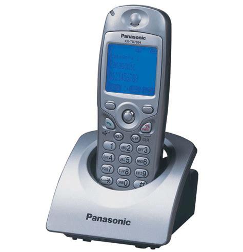 Panasonic Cordless Wireless Phone Kx Tg3612 panasonic kx td7694 2 4 ghz wireless phone