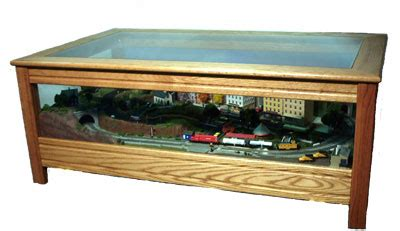 coffee table layout n model railroad coffee table america s best lifechangers
