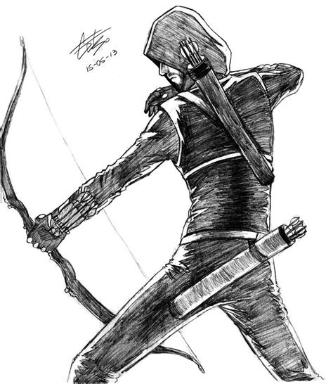 when i doodle i draw arrows the arrow by celsohenrique on deviantart