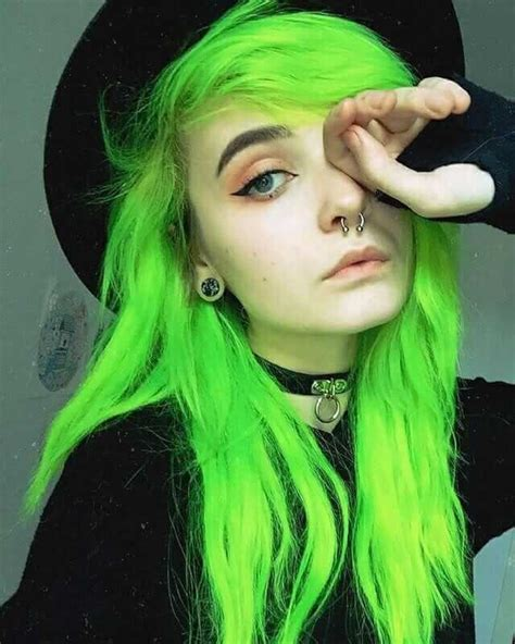 do you have to leave alot of hair out for versatile sew in 25 green hair color ideas you have to see ninja cosmico