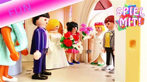 Hochzeit Playmobil by Playmobil Playmobil Kirche Brautpaar Bei